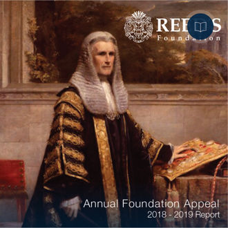 Annual Foundation Appeal 2018 - 2019