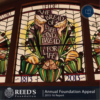 Annual Foundation Appeal 2015 - 2016