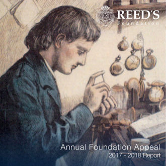 Annual Foundation Appeal 2017 - 2018